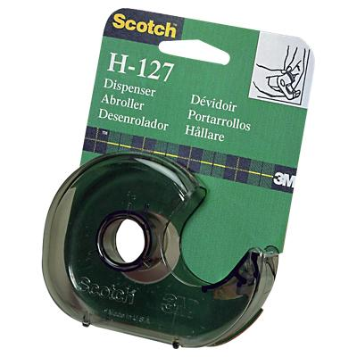 Scotch Tape Handafroller voor Rollen tot 33 m Lengte Lege dispenser