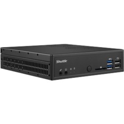 Shuttle Desktop PC Intel Core i3-6100 Dual Core 2x 3.7 GHz Intel HD Graphics 530 500 GB Windows 10
