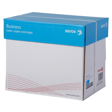 Xerox Business Papier A4 80 g/m² Wit 2500 vel