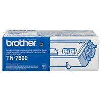 Brother TN-7600 Origineel Tonercartridge Zwart