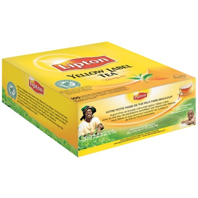 Lipton English Thee 100 Stuks