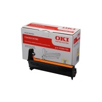 OKI Original 43381705 Geel Drum