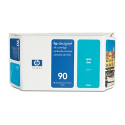 HP 90 Original Inktcartridge C5060A Cyaan