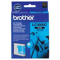 Brother LC1000C Origineel Inktcartridge Cyaan
