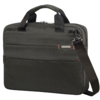 "Samsonite Laptoptas Network 3 14.1 "" Polyester Antraciet 38 x 10,5 x 28 cm"