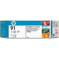 Inktcartridge 91 HP C9466A licht grijs 775 ml