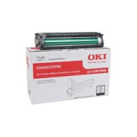 OKI Original 43870008 Zwart Drum