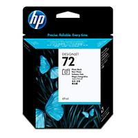 HP 72 Original Zwart inktcartridge C9397A