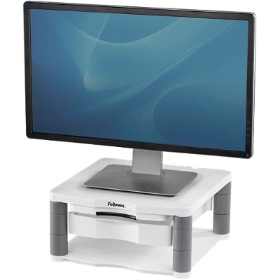 Fellowes Monitorstandaard Plus 346 x 336 x 16,19 mm Grafiet tft/lcd