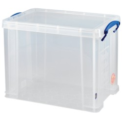 Really Useful Boxes Archiefboxen UB19LC A4 Transparant plastic 19 l