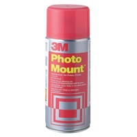 3M Lijmspray Photo Mount™ Transparant 400 ml