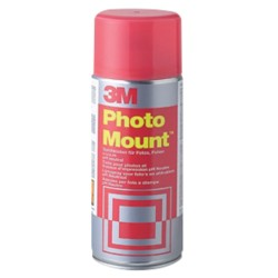 3M Lijmspray Photo Mount™ Transparant