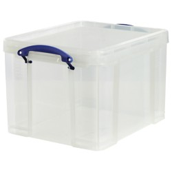 Really Useful Boxes Archiefboxen UB35LEU Transparant plastic 35 l
