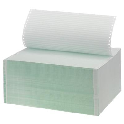 Niceday Kettingpapier A3 60 g/m² 375 x 305 mm Wit 2000 vel