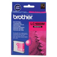 Brother LC1000M Origineel Inktcartridge Magenta