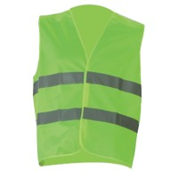 Jack Safety mesh polyester taille unique Geel