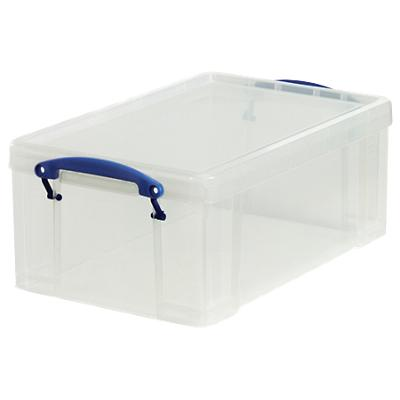 Really Useful Boxes Archiefboxen 5060024801736 Transparant Plastic 25,5 x 39,5 x 15,5 cm