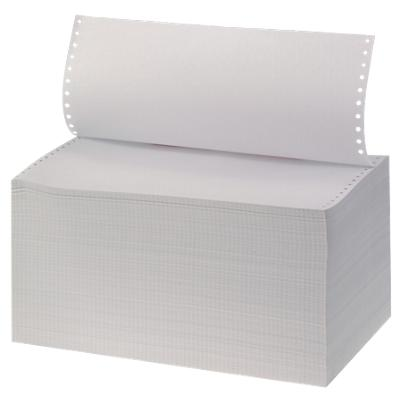 Niceday Kettingpapier A4+ 60 g/m² 203 mm Wit 2000 vel