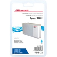 Office Depot Compatibel Epson T7022 Inktcartridge C13T70224010