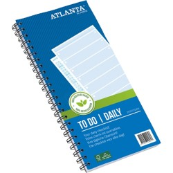 Jalema Things to do today Blauw Speciaal 14 x 29,7 cm 70 g/m² 63 vellen