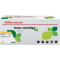 Originele Office Depot HP 201A Tonercartridge CF402A Geel