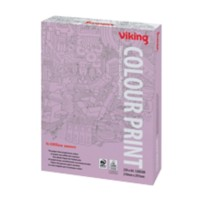 Viking Colour Print Papier A4 120 g/m² Wit 250 Vellen