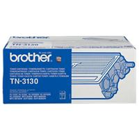 Brother TN-3130 Origineel Tonercartridge Zwart Zwart