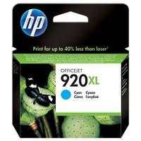 HP 920XL Origineel Inktcartridge CD972AE Cyaan