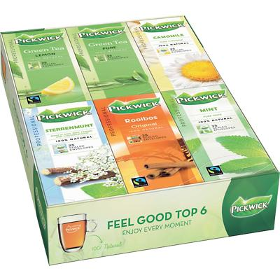 Pickwick Assortiment Thee Feel Good 150 Stuks à 3 g