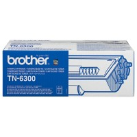 Brother TN-6300 Origineel Tonercartridge Zwart Zwart