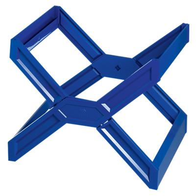 DURABLE Hangmappensysteem Carry Blauw Polystyreen 36 x 32 x 27 cm