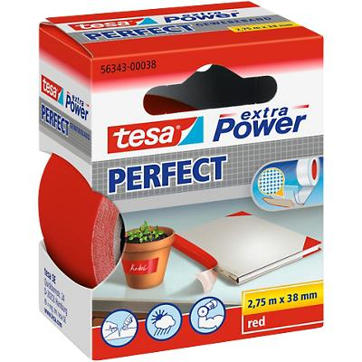 tesa extra Power Inpaktape 56343-00038 38 mm x 2,75 m Rood
