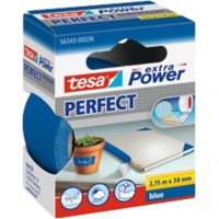 tesa extra Power Textieltape Extra Power 38 mm x 2,75 m Blauw