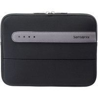 "Samsonite Laptophoes Colour Shield 13.3"" 35,9 x 3 x 26,3 cm Zwart, grijs"