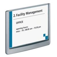 DURABLE Deurbord Click Sign 4861-37 14,9 x 10,55 cm