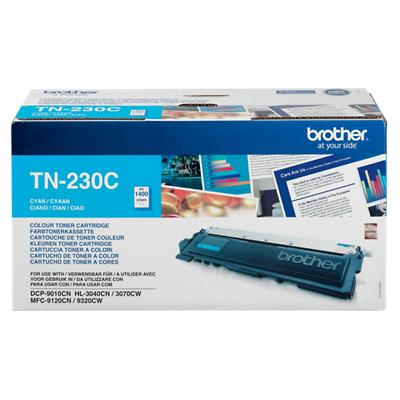 Brother TN-230C Origineel Tonercartridge Cyaan Cyaan