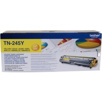 Brother TN-245Y Origineel Tonercartridge Geel Geel
