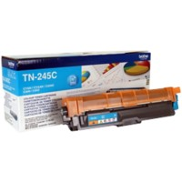Brother TN-245C Origineel Tonercartridge Cyaan Cyaan