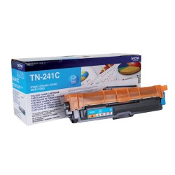 Brother TN-241C Origineel Tonercartridge Cyaan
