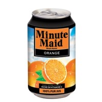 Minute Maid Orange Blik 24 Stuks à 330 ml