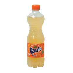 Fanta Frisdrank Orange 12 flessen à 500 ml