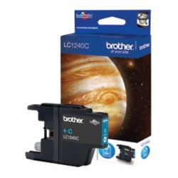 Brother LC1240C Origineel Inktcartridge Cyaan