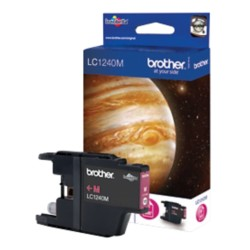 Brother LC1240M Origineel Inktcartridge Magenta
