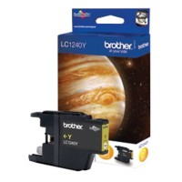 Brother LC-1240Y Origineel Inktcartridge Geel