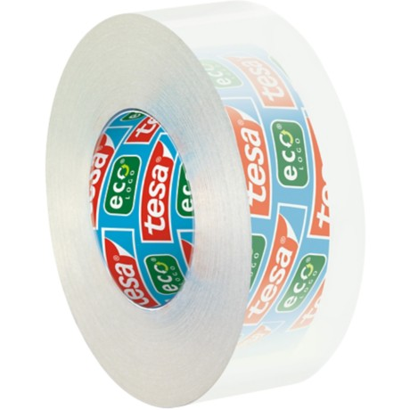 tesafilm Plakband Eco & Clear 19 mm x 33 m Transparant