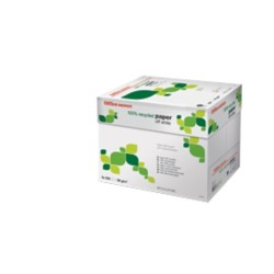 Office Depot Recycled papier A4 80 g/m² Ultra wit 55 cie 2500 vel