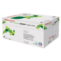 Office Depot 100% recycled papier A3 80 g/m² Wit 150 CIE 2500 Vellen