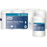 Tork Poetspapier M1 Advanced 2-laags Centerfeed Wit 11 Rollen à 214 Vellen