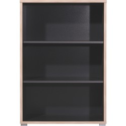 GERMANIA Bureauprogramma Duo Antraciet 75 x 38 x 115 cm
