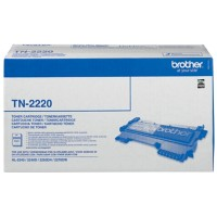 Brother TN-2220 Original Tonercartridge Zwart